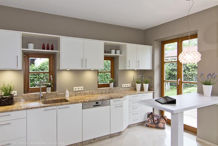 Wir renovieren Ihre Küche : weisse Kueche - welche ...