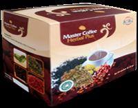 MASTER COFFEE PLUS HERBAL