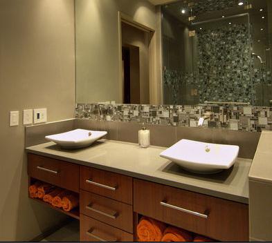 Casas cocinas mueble muebles de cuarto de bano modernos - Cuartos de bano modernos ...