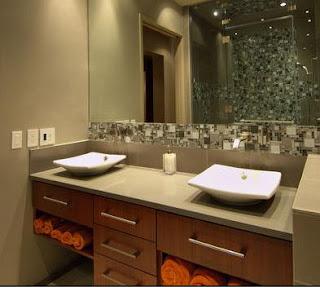 Ba os modernos muebles cuarto de ba o for Espejos cuarto de bano modernos