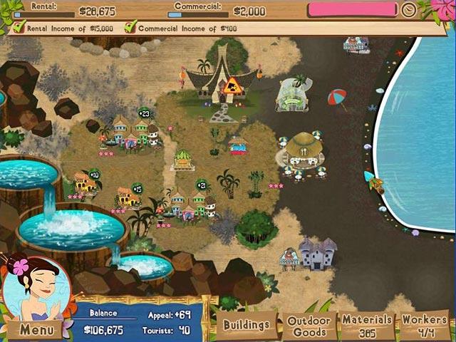 Coconut Queen game