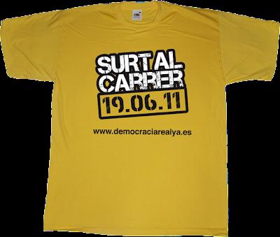 #democraciarealya #spainrevolution activism internet 2.0 t-shirt ephemeral-t-shirts