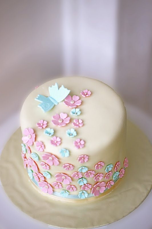 Sweet Art Cakes by Milbre Moments May 2011