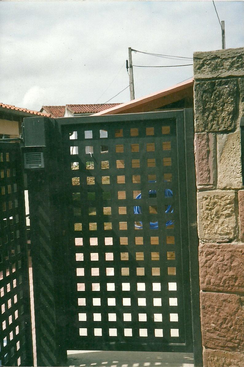 Vallas de jardin cantabria tipos de vallas de jard n - Vallas y cerramientos ...
