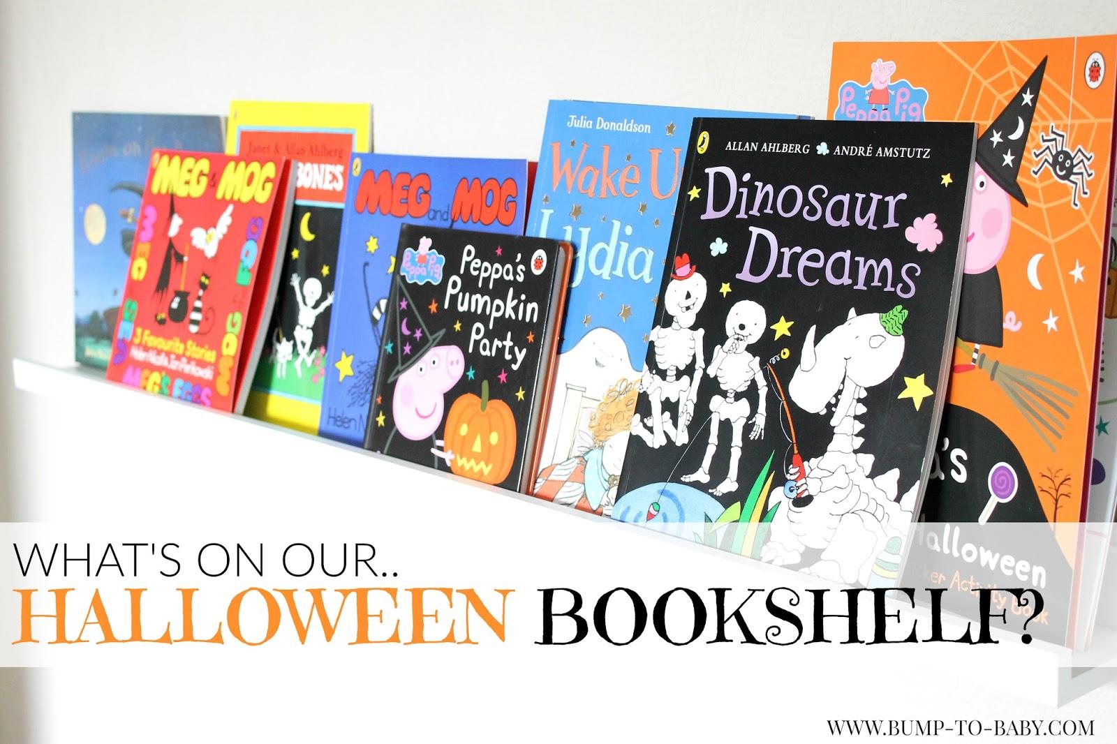 Kids Halloween Books,