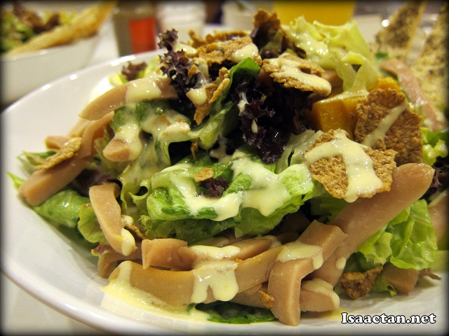 High Energy Superman Salad (Full Size) - RM11.90