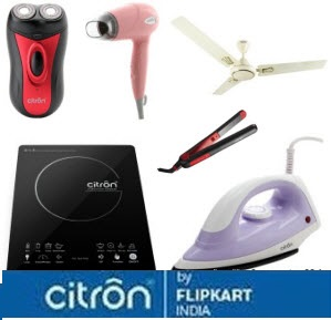 Buy Citron products at upto 50% off and warranty upto 3 years from Flipkart