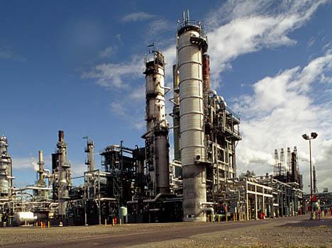 عناوين الشركات البترولية في الجزائر Addresses of oil companies in Algeria 20090427-BP-oil-refi
