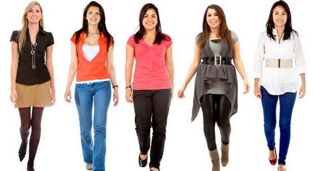 Mengetahui Karakter Wanita dari Cara Berjalannya