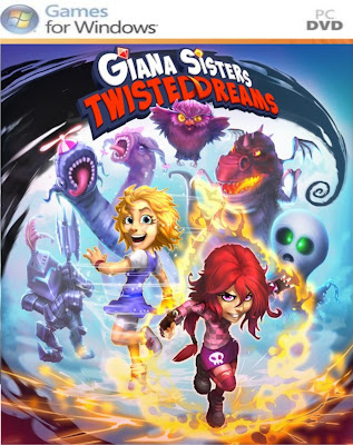 Giana Sisters Twisted Dreams-pc