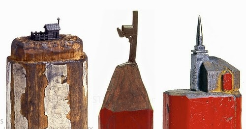 08-Little-House-Mail-Box-Church-Dalton-M-Ghetti-Brazilian-Sculpture-Graphite-Carving-www-designstack-co