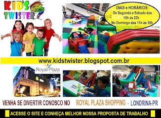 Conheça o trabalho da Kids Twister