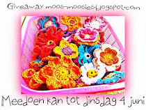 Give Away bij Moosie