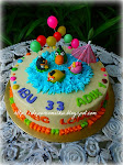 Birthday Cake (Angry Birds)
