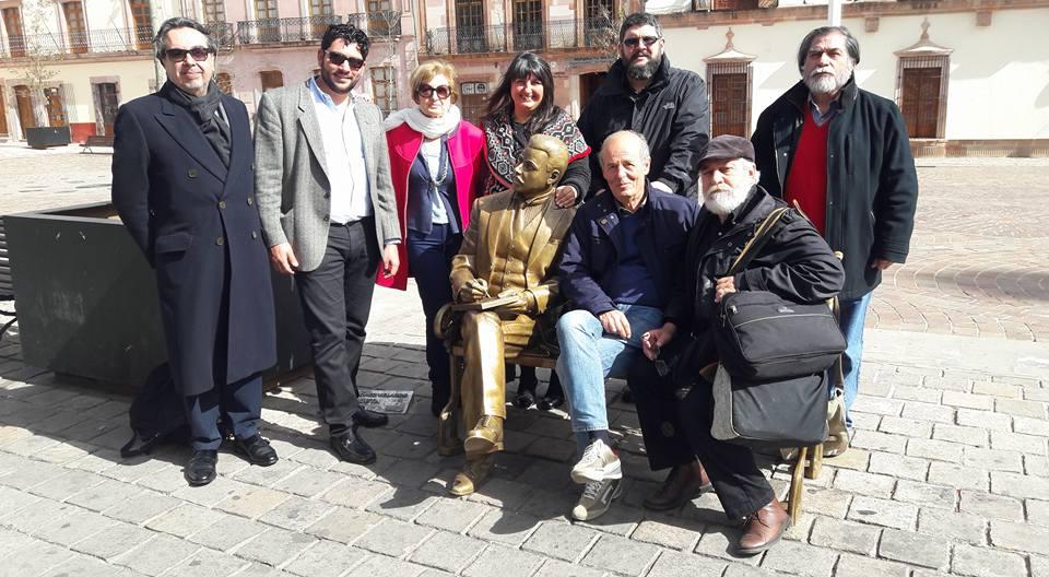 Poeti a Zacatecas