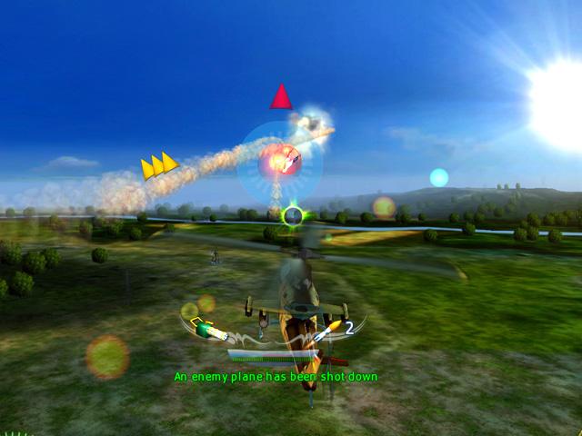 لعبة حرب الهليكوبتر Helicopter Wars