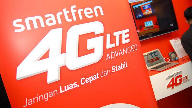 Smartfren 4G LTE