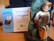 Premio Irmandade do libro 2013 da Federación de Libreiros