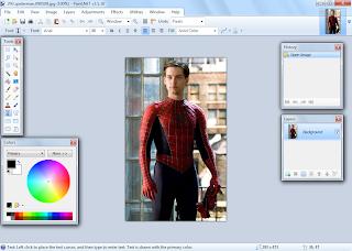 حمل مجانا برنامج تعديل الصور الرائع برنامج Paint NET