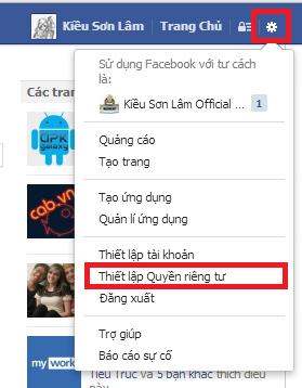 Dừng tag tên nếu không được chấp thuận Facebook