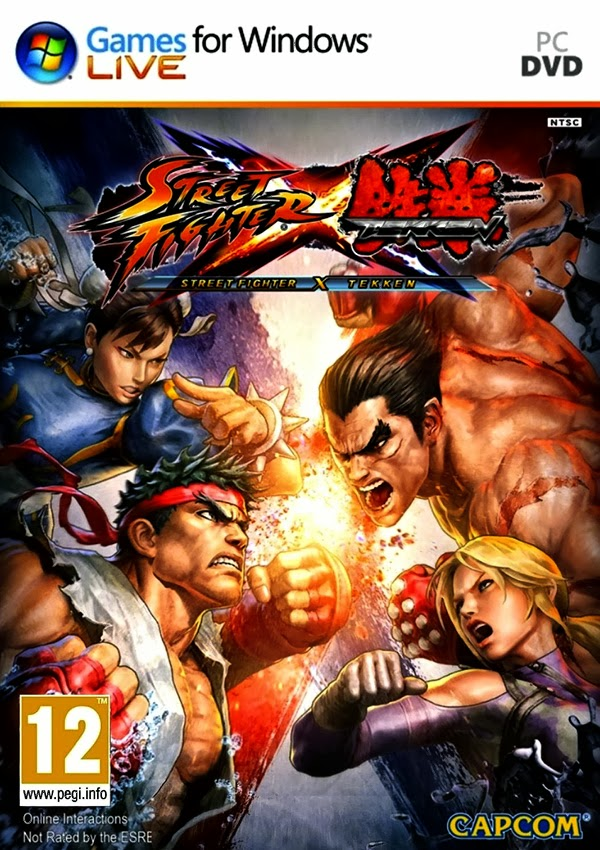 Street Fighter X Tekken - Full Version 4.65GB