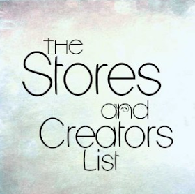 Stores and Creators List