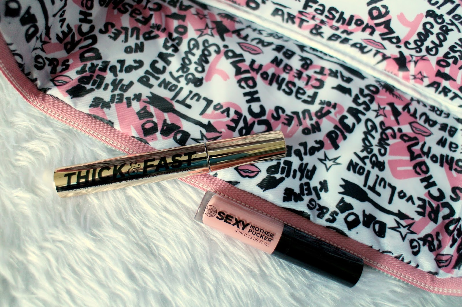 Soap & Glory Make-Up Review