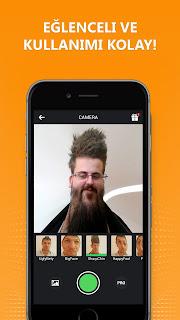Instagram için Komik Kamera