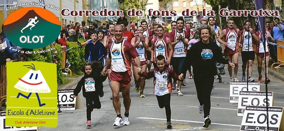 CORREDOR DE FONS DE LA GARROTXA