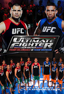 The Ultimate Fighter Latin America 1x02