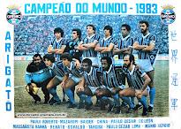 Imortal Tricolor - Campeão do Mundo - 1983