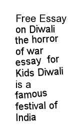The Festival Of Diwali Essay In Big Essay On Diwali