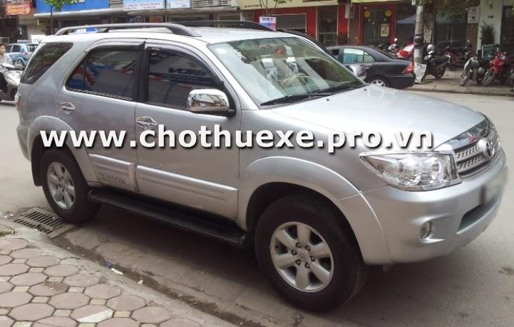 Cần thuê xe ô tô 7 chỗ tại Hà Nội