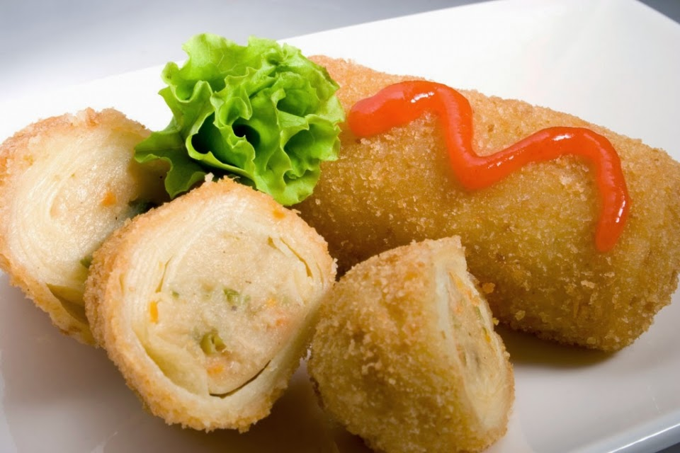 Resep Membuat Risoles Daging Cincang Lezat