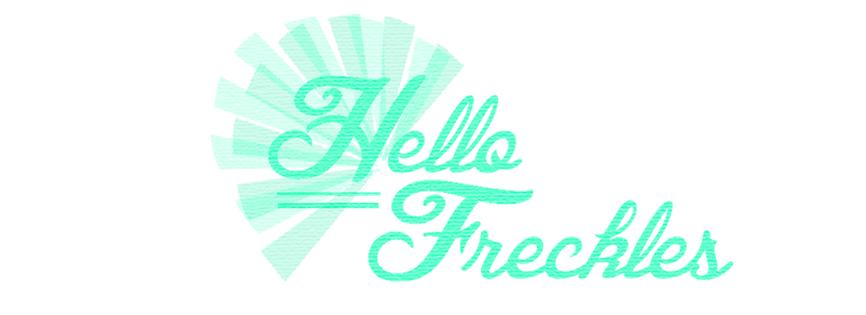 Hello Freckles