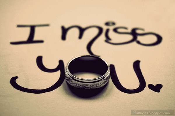 I, Miss, You, Saying, Ring, Cute, Love, Ends, Story