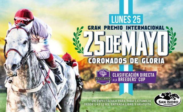 Gran Premio 25 de Mayo 2015