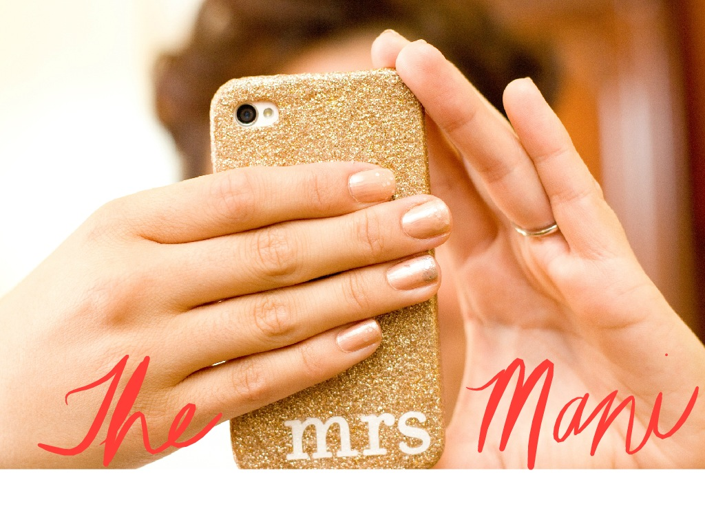 SF Bay Area Fashion &amp; Lifestyle Blog - The Mrs. Mani - Wedding Day Nails