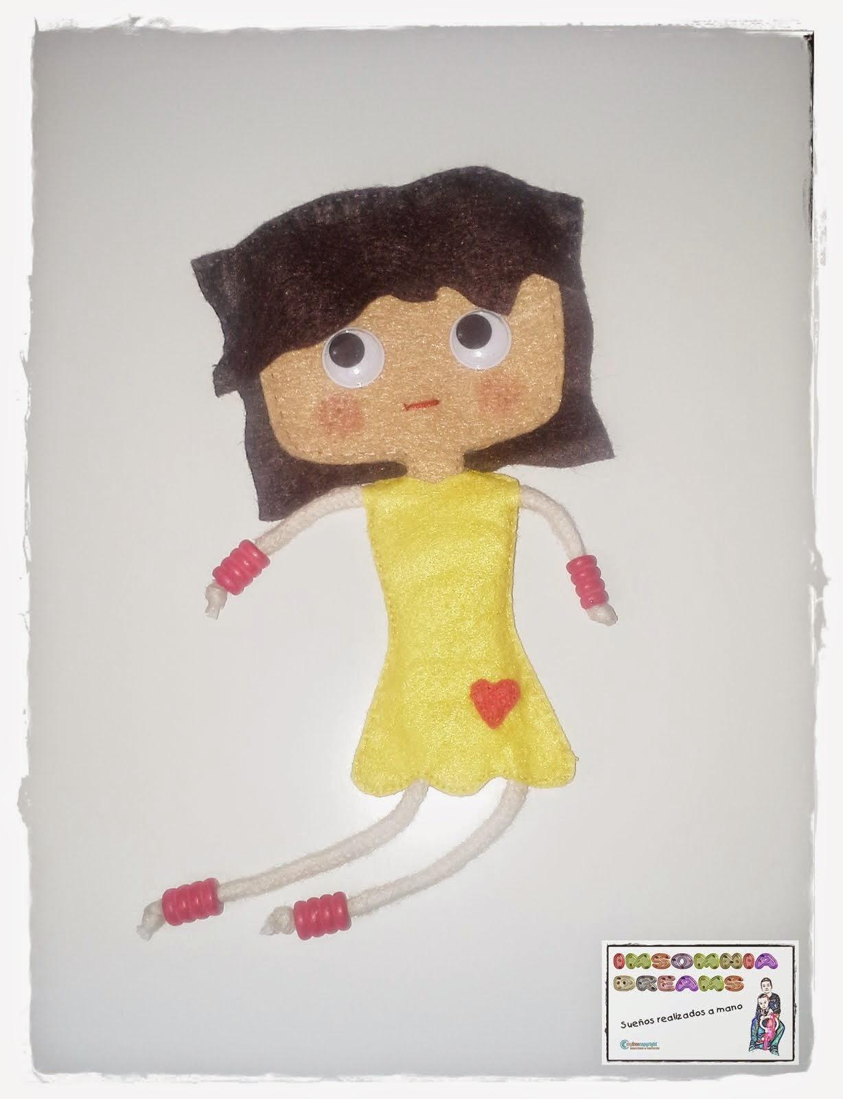 Muñecos para niñ@s