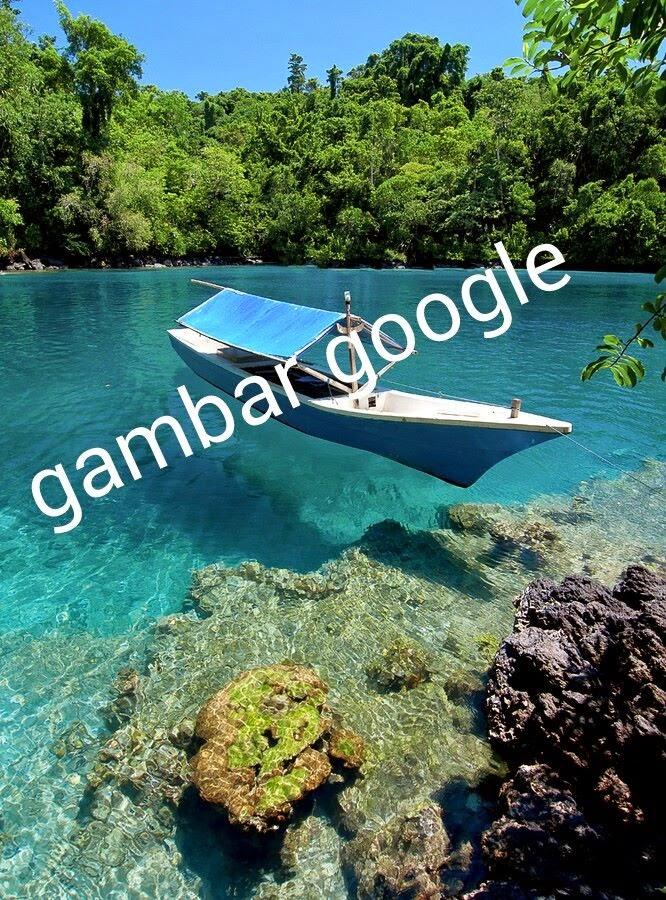 Pantai Sulamadaha Ternate Maluku Utara