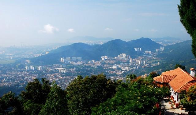 Bukit Bendera Malaysia