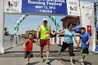 Delaware Marathon 2012
