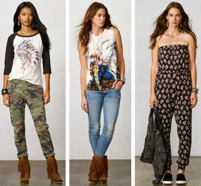 Ralph Lauren Denim & Supply comprar colección para mujer primavera verano