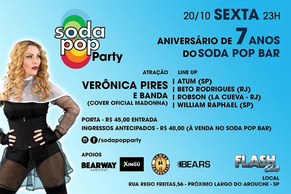 20/10 SODA POP PARTY - SP