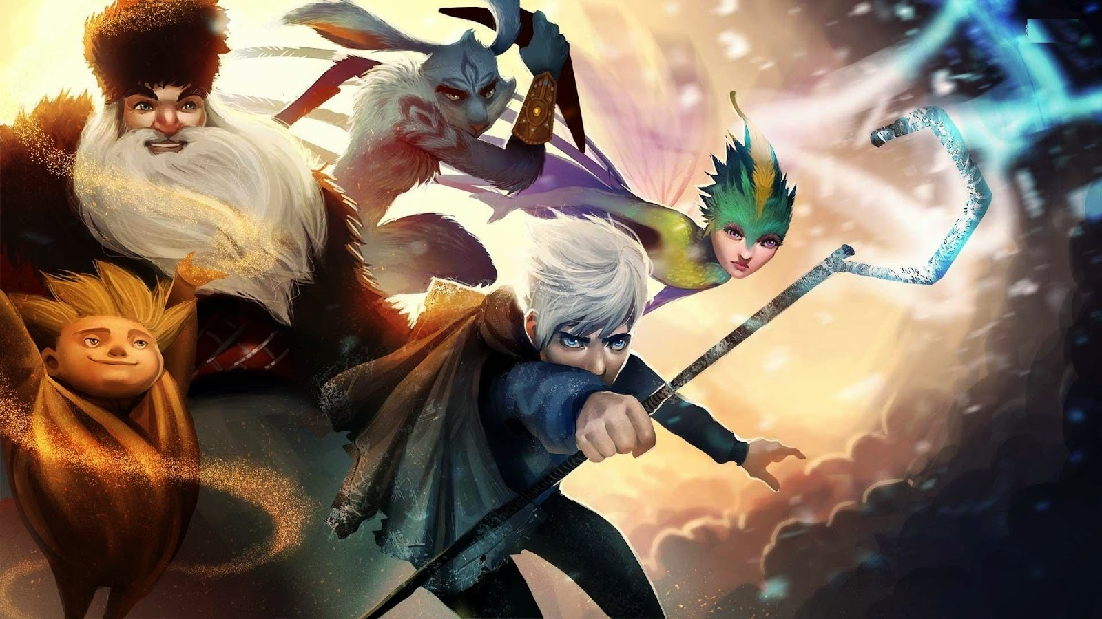 Rise of the guardians hd wallpapers hd pictures hd rise of the guardians wallpaper thecheapjerseys Image collections