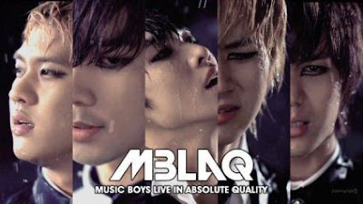 MBLAQ Cry members