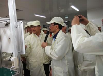 Pabrik Ponselnya Dikunjungi Menkominfo, Ini Kata Polytron