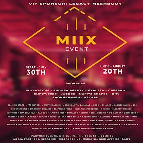 MIIX EVENT