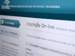 Inscrições do Sisu começam dia 11 e vão até 14 de janeiro, pela internet
