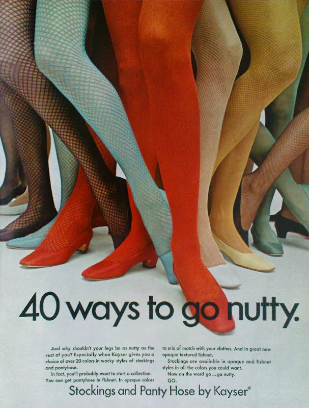 Directly. your Magazine pantyhose ads pity